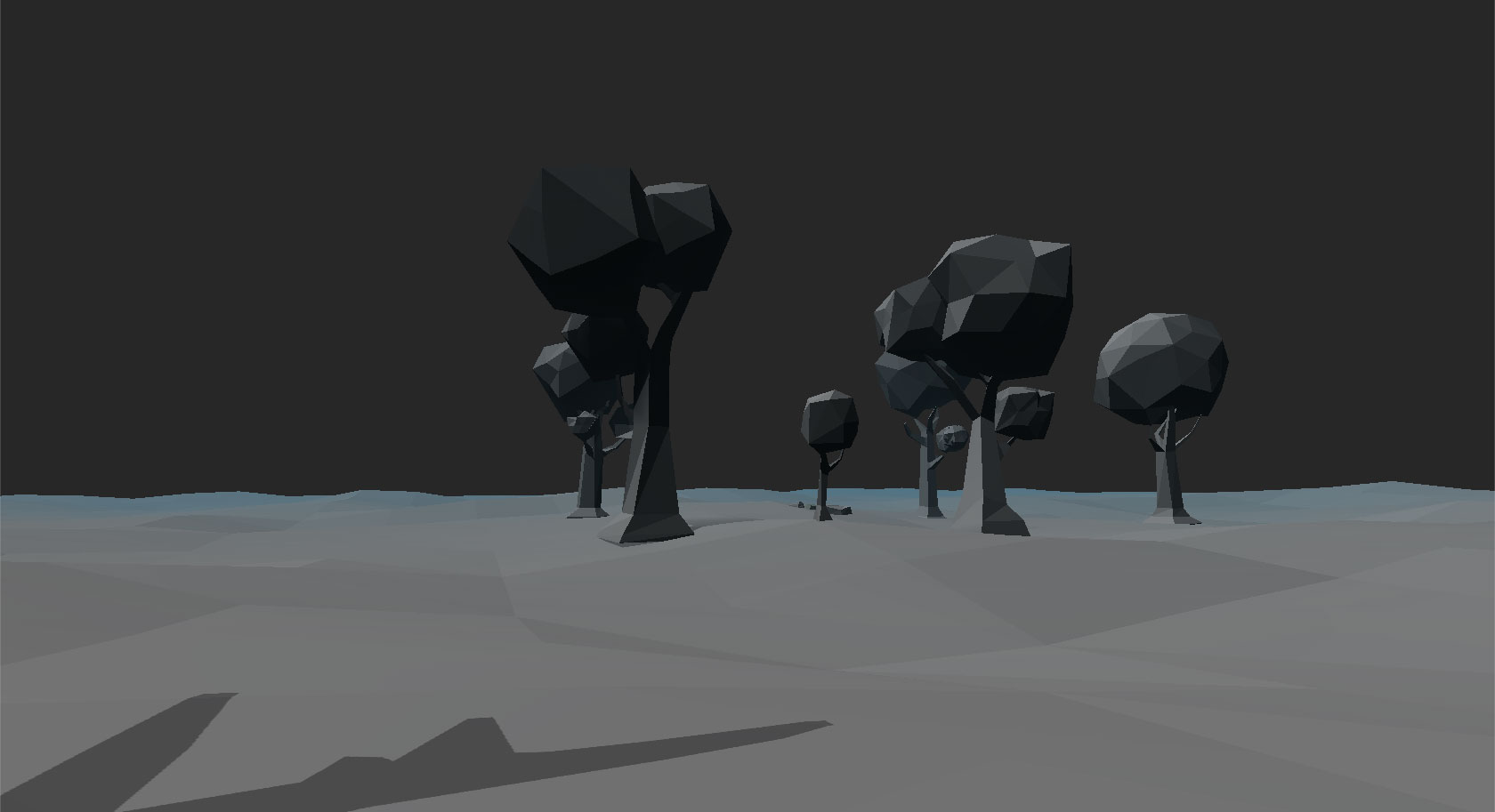 Unity light tests | The Hedge Knight